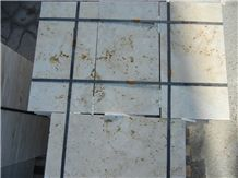 Travertino Romano Bianco Tiles & Slabs, White Travertine Floor Tiles, Wall Tiles