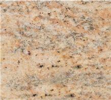 Imperial Cream Granite Slab, India Beige Granite