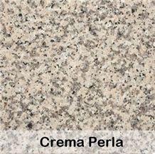 Crema Perla Granite Slabs & Tiles