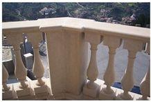 Pietra Barocchina Sandstone Balustrade