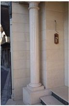 Pietra Barocchina Sandstone Column