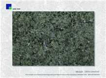 Green Diamond Slabs & Tiles, China Green Granite
