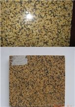 Vietnam Rust Granite Vietnam Yellow Slabs&Strips