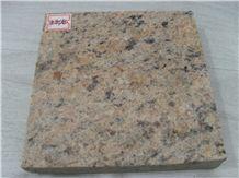 Giallo Gold Granite Tiles and Slabs
