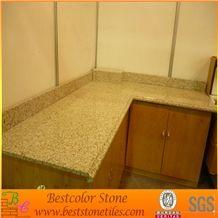 Navajo White Granite Countertops, Kitchen Work Tops