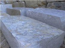 Arabescato Marble Block, Italy White Marble