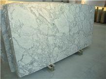 Arabescato Marble Slabs & Tiles, Italy White Marble
