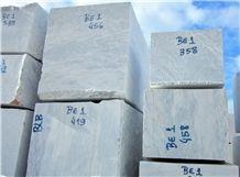 Magic Blue Tiger Skin Marble Block, Portugal White Marble Block