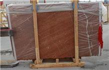 Rojo Alicante Marble Slabs & Tiles, Spain Red Marble