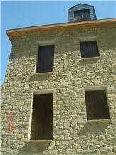 Beige Pirineo Sandstone Building & Walling