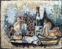 Kitchen Marble Mosaics