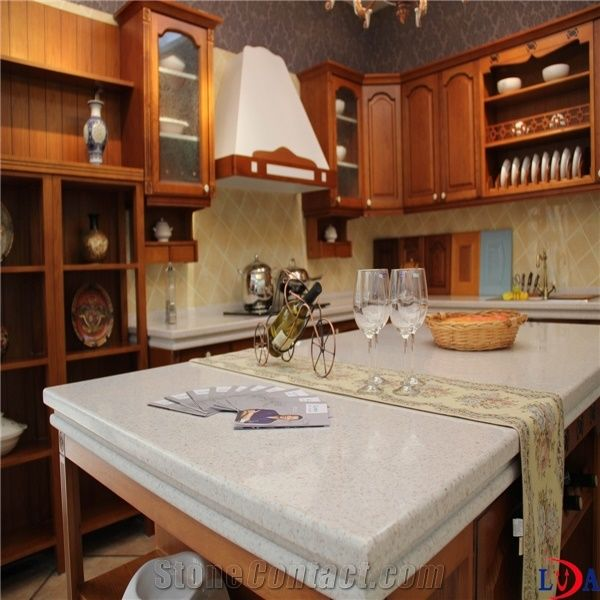 Man Made Stone Kitchen Countertops