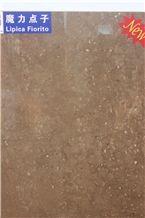 Lipica Fiorito Limestone Slabs, Tiles