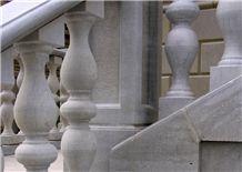 Pierre St Marc Limestone Balustrade & Railings