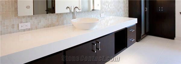 Solid Surface Vanity Top From United