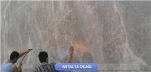 Antalya Emperador Dark Marble Blocks