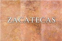 Durango Zacatecas Peach Travertine Tiles, Slabs