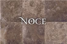Mexican Noce Travertine Slabs & Tiles, Mexico Brown Travertine