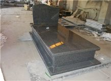 Kerbset,North Green Granite Monument & Tombstone, Green Granite Monuments