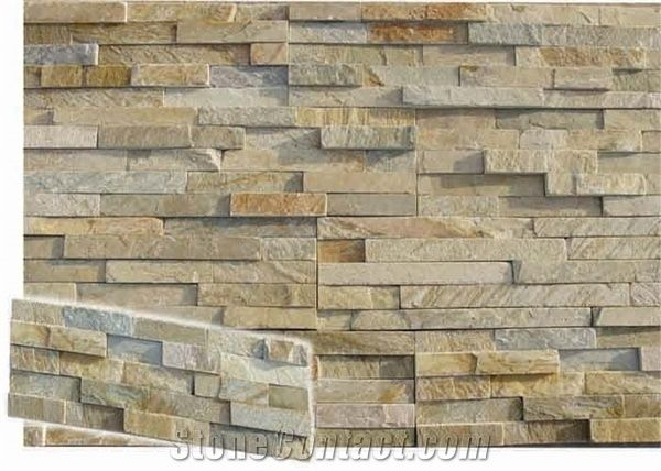 Culture Stone Natural Slate Wall Cladding Wall Tiles From China