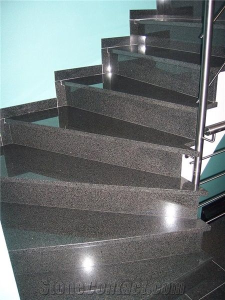 G654 Granite Stairs And Steps Granite Stairs And Steps