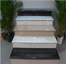 Granite Stairs and Steps,Inside Granite Stair and Step