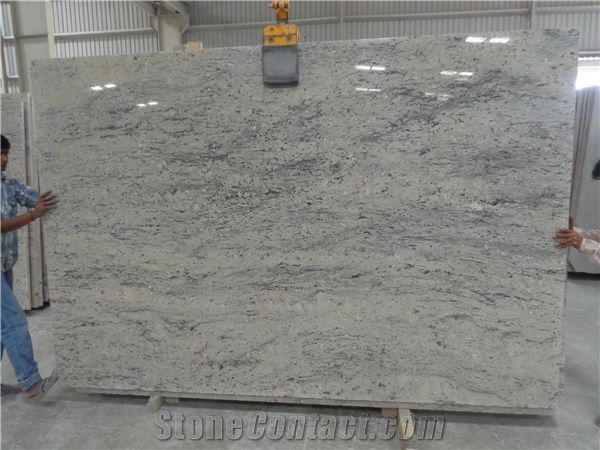 Antique White Granite Slabs Tiles Polished Granite Floor Tiles
