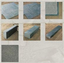 Belgian Blue Stone, Vinalmont Meuse Blue Stone Landscaping Stones
