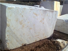 Volakas Marble Block, Greece White Marble