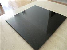 New Shanxi Black Granite Polished Tiles