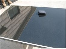 Polished Shanxi Black Granite Tiles 400x600mm