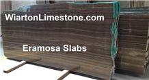 Eramosa Tobacco Brown Limestone Slabs