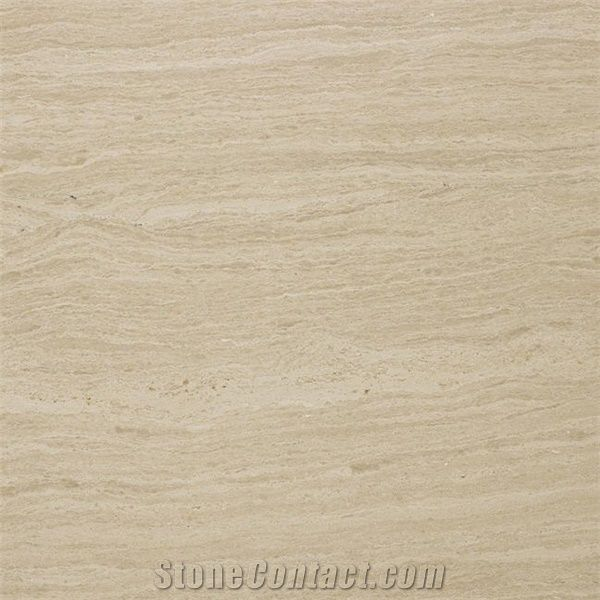 Serpeggiante Classico Trani Marble Tiles Slabs Beige