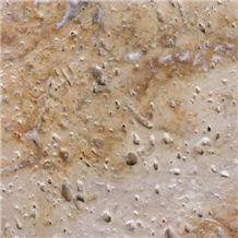 Hubei Beige Travertine Slabs & Tiles, China Beige Travertine