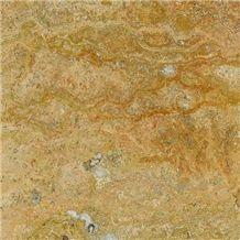 Yazd Pink Travertine Slabs & Tiles, Iran Yellow Travertine