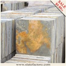 Slate Tiles, Slate Flooring, Slate Floor Tile on Sale, Rusty Slate Slabs & Tiles