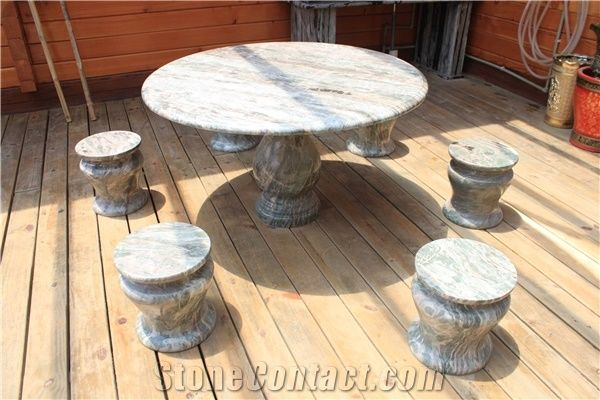 Marble Dining Table Top Hua Quot An Jade Round Table Green