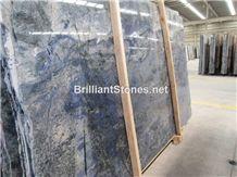 Brazil Azul Bahia Granite Slab,Natural Luxury Granite Slab