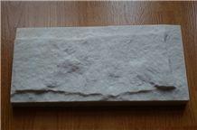 Milky Mushroom Marble Paver, Beige Marble Cube Stone & Pavers Viet Nam