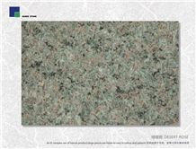 Desert Rose Granite Slabs & Tiles,China Green Granite