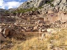 Romanovac Quarry Blocks
