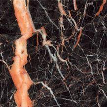 Cuckoo Red Slabs & Tiles, China Black Marble