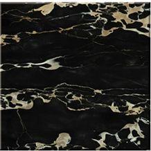 Protoro Extra Slabs & Tiles, Italy Black Marble