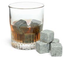 Whiskey Stone Soapstone Sipping Stone
