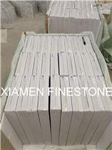 White Wood Vein Grainy Marble Tiles, China White Marble