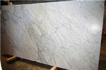 Bianco Carrara Сd Marble Slabs, Italy White Marble