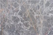 Grey Furi Marble Tiles, Slabs