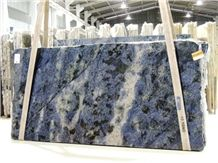 Azul Bahia Blue Granite Slabs & Tiles