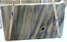 Azul Imperial Blue Quartzite Slabs & Tiles