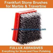 Frankfurt Stone Brushes for Marbler